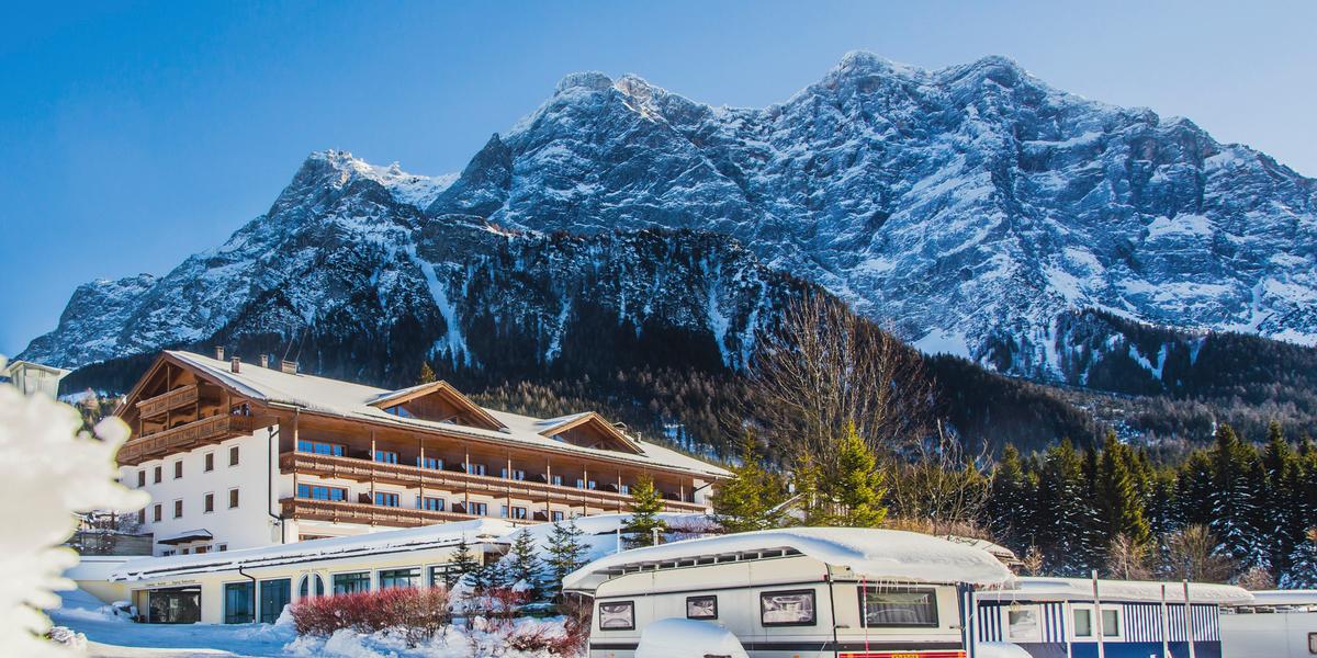 Aktiv und Familienresort Tiroler Zugspitze