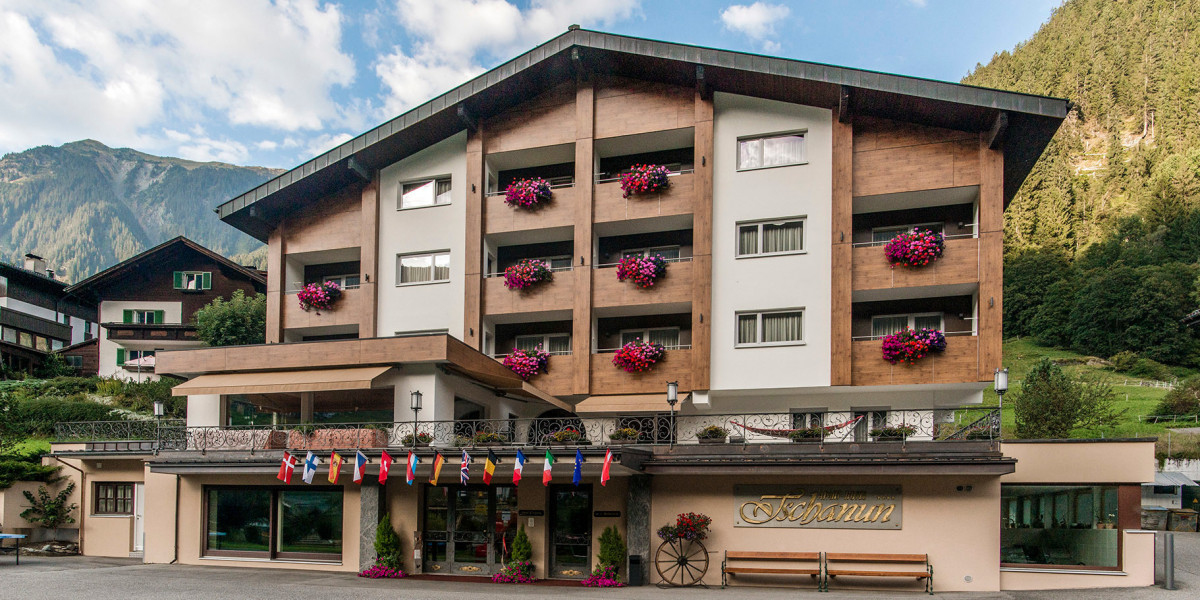 Aparthotel Tschanun