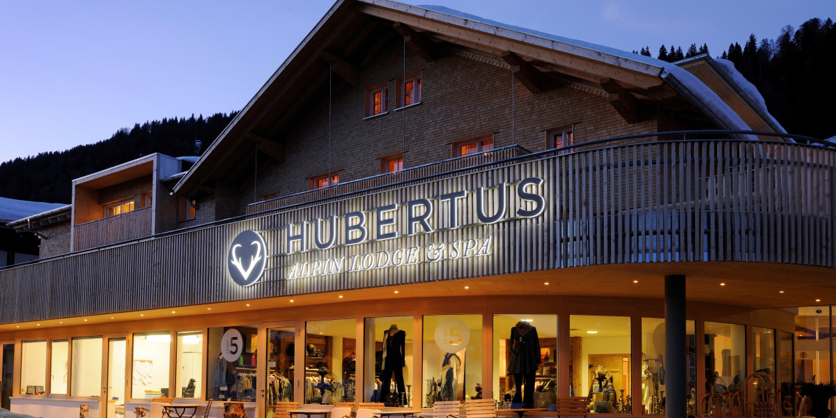 HUBERTUS - Alpin Lodge & Spa