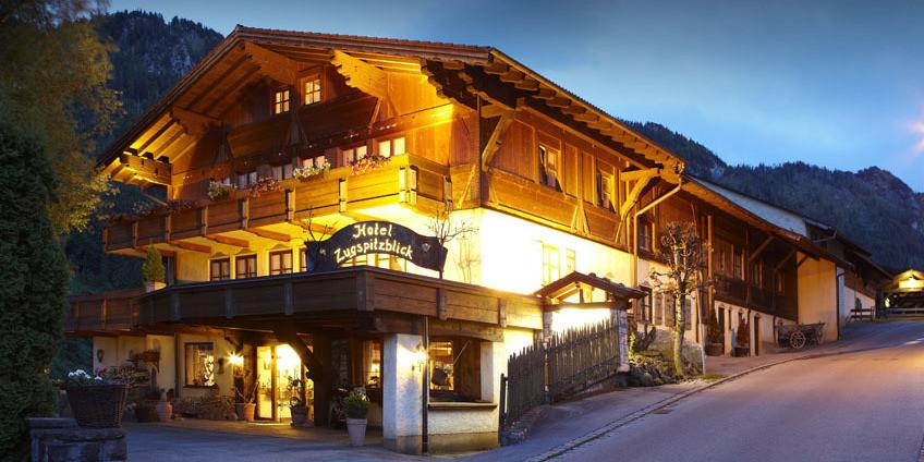 Hotel Zugspitzblick Gastfreund