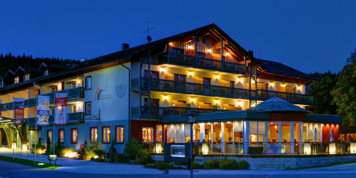 """Hotel Regenbogenland """"Zum Kramerwirt"""""""