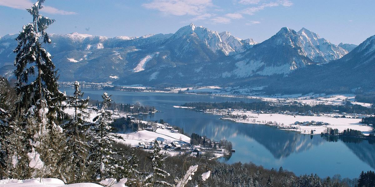 Ferienregion Wolfgangsee