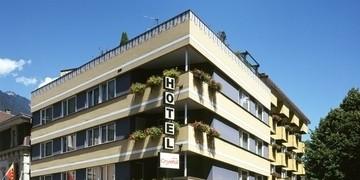 Hotel Crystal AG
