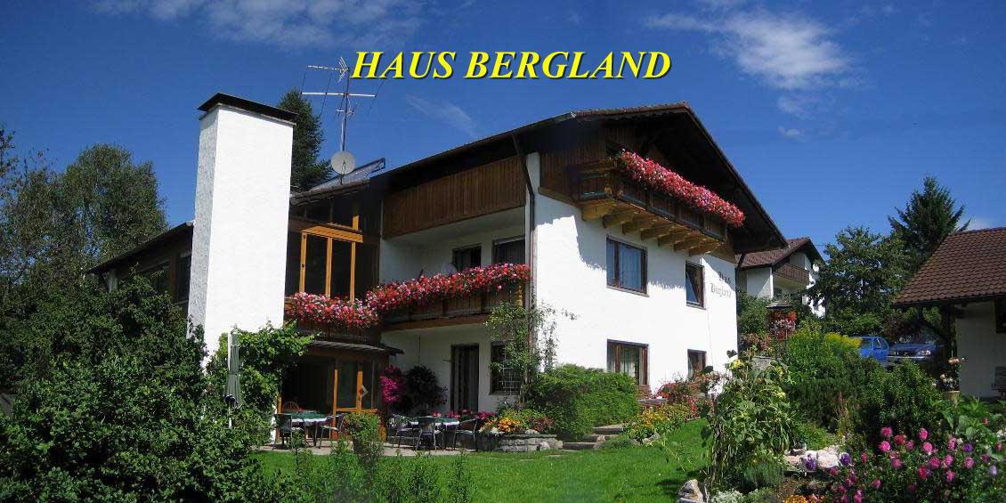 Haus Bergland Rieden am Forggensee