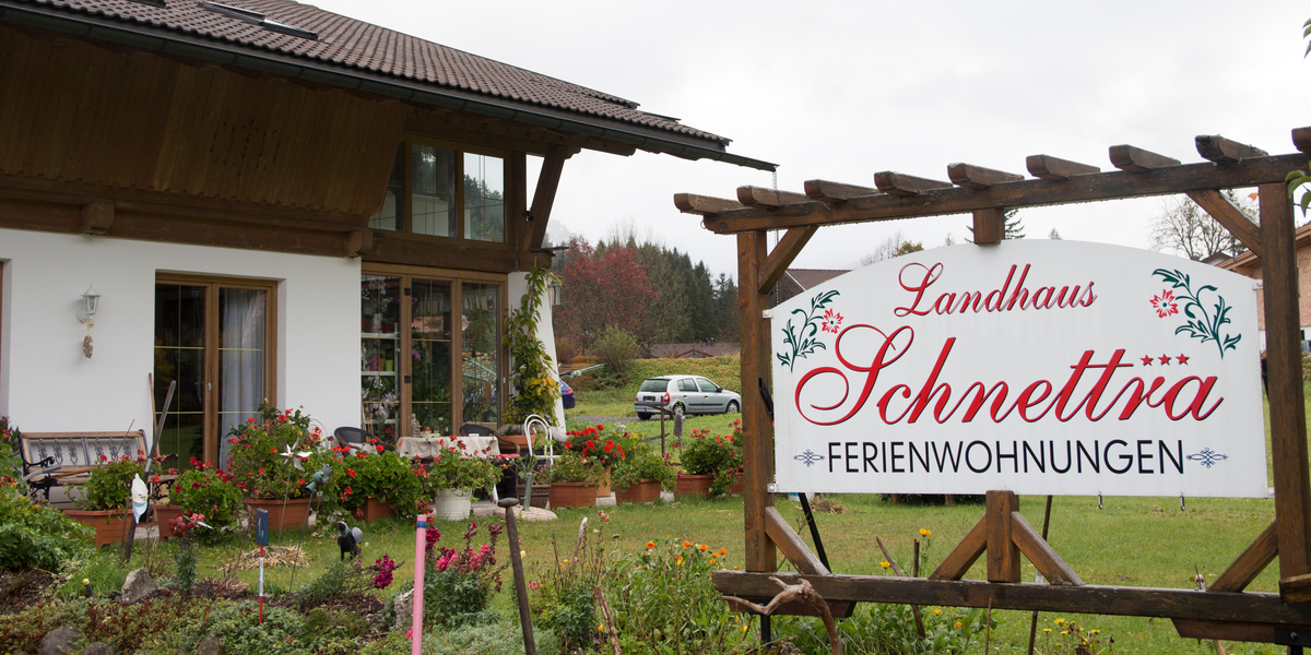Landhaus Schnettra