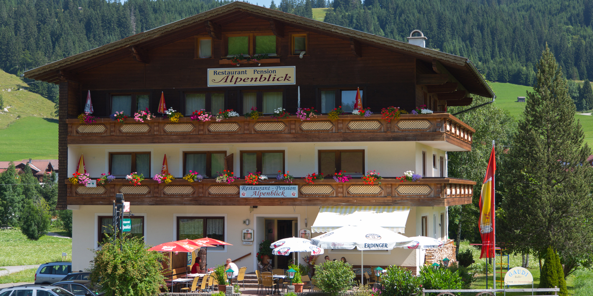 Restaurant-Pension Alpenblick **S