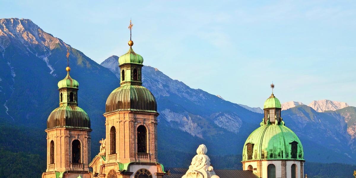 Innsbruck und seine Feriendörfer