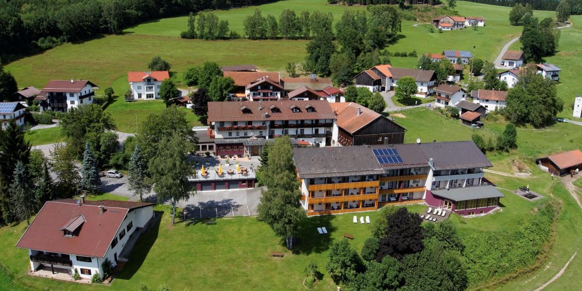 DAS FRITZ - Hotel der Bäume