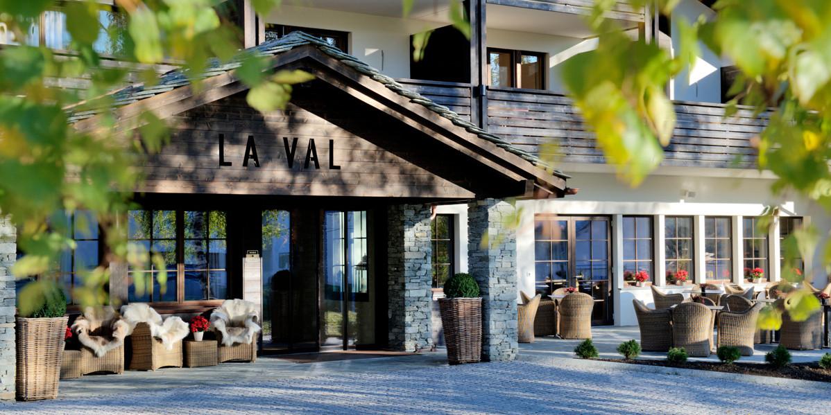 Bergspa Hotel LA VAL****Brigels