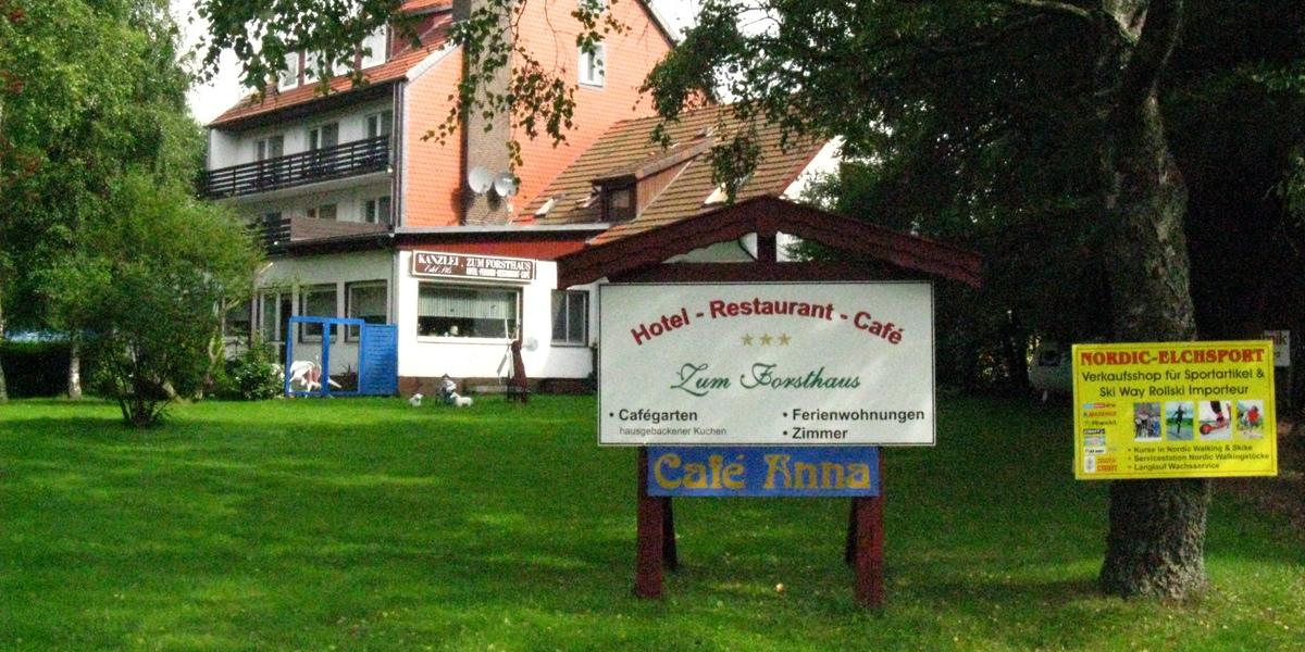 """Hotel """"Zum Forsthaus"""""""