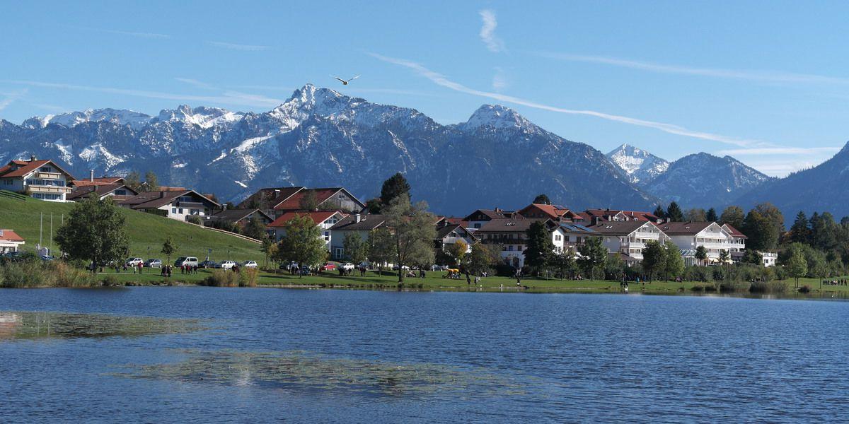 Ferienwohnungen Hopfen am See
