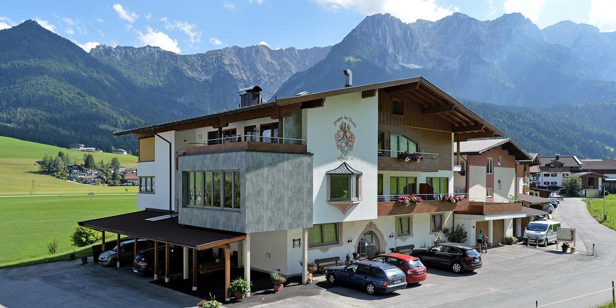 Hotel Garni Tirol ***