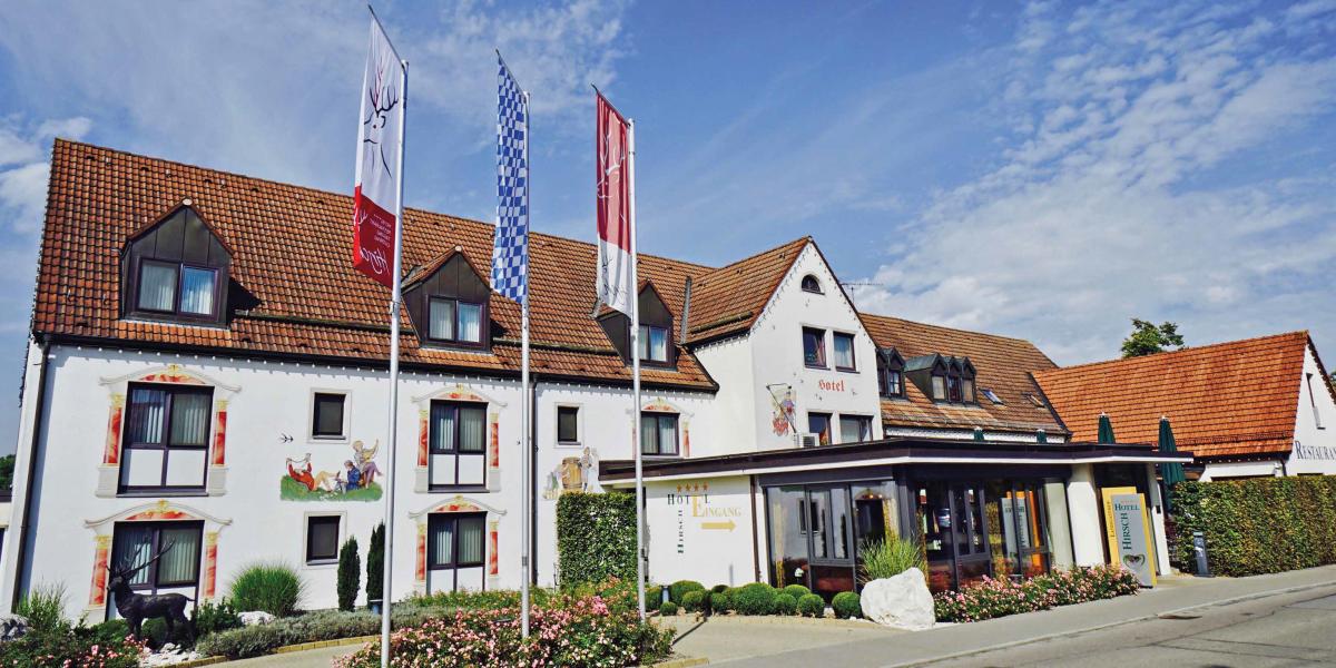 Hotel-Landgasthof Hirsch