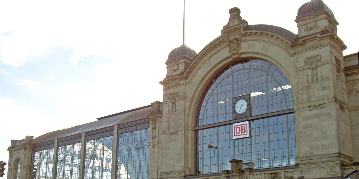 Tourist-Info Hamburg am Hauptbahnhof