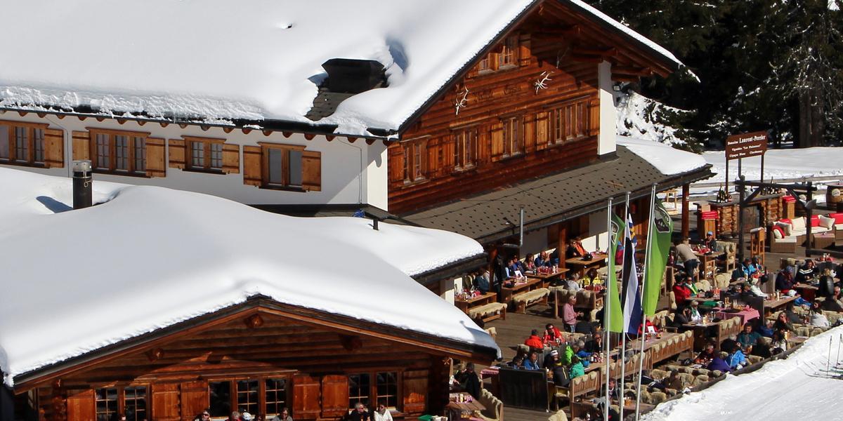 Berghaus und Restaurant Erezsäss