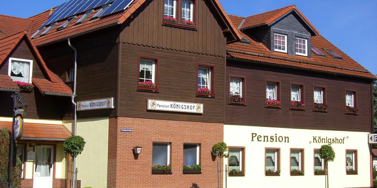 "Pension ""Königshof"""