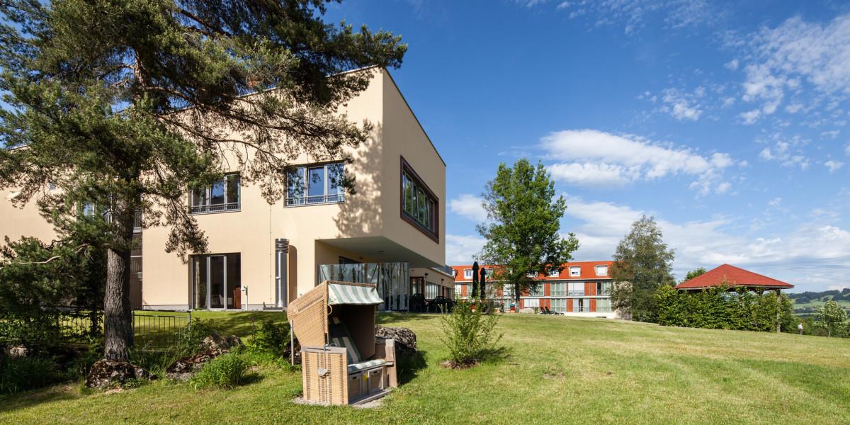Gästehaus AllgäuWeite