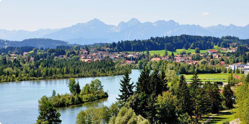 Lechbruck am See