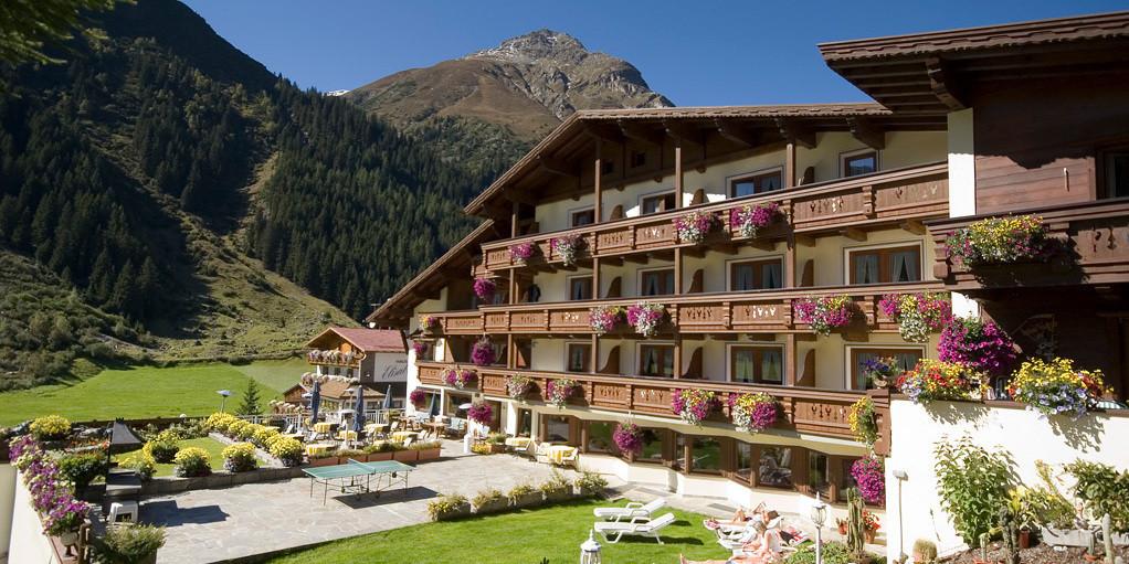 Hotel Sonnblick Plangeroß
