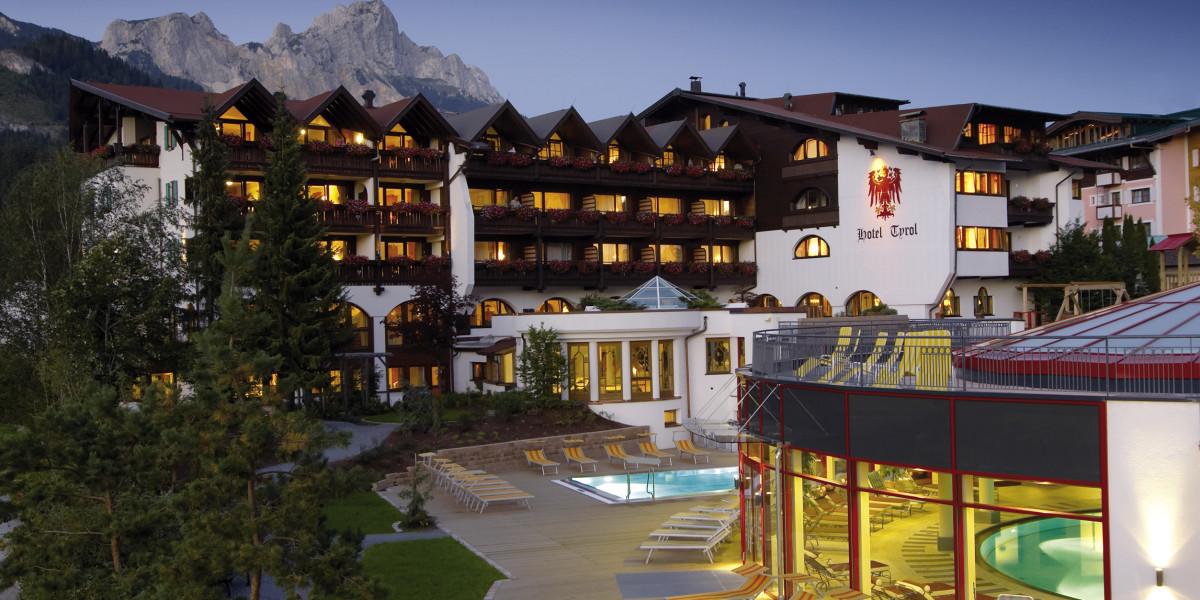 Hotel Tyrol am Haldensee