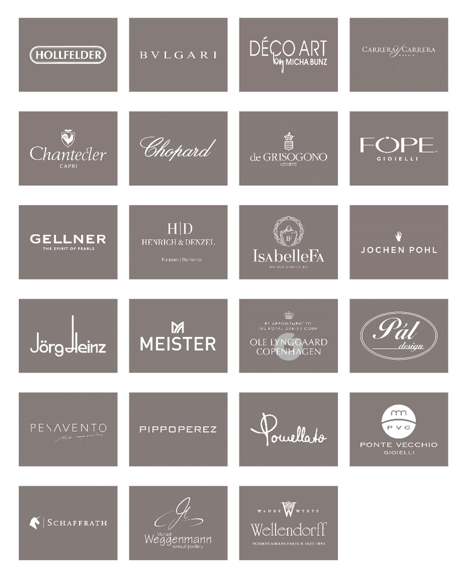 Schmuckmarken  Juwelier Hollfelder Oberstaufen-Schmuck Marken | Gastfreund