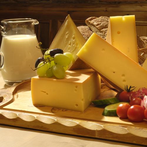 Käse aus dem Paznauntal