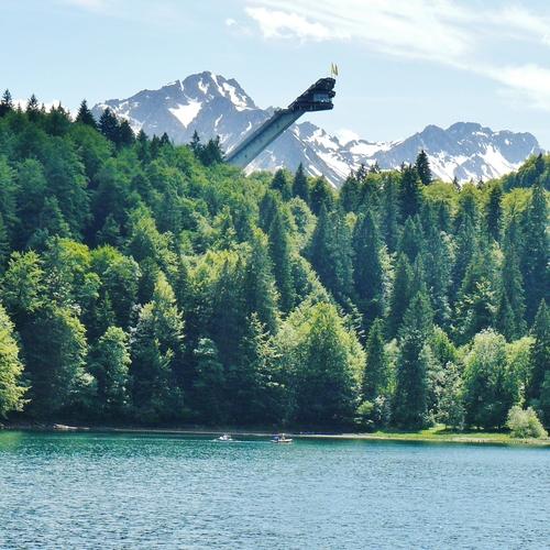 Heini-Klopfer Skiflugschanze
