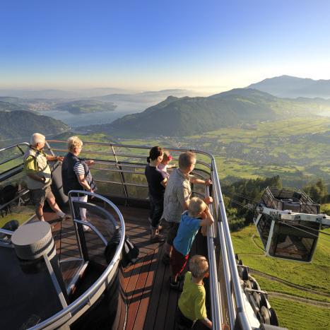 Aussichtsplattform Stanserhorn
