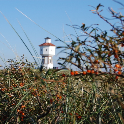 Der Wasserturm auf Langeoog