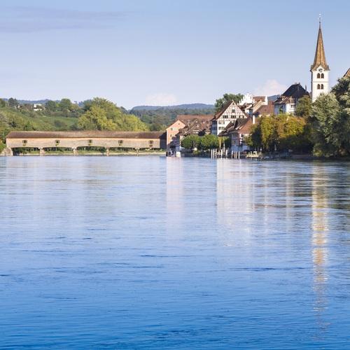 Diessenhofen im Thurgau