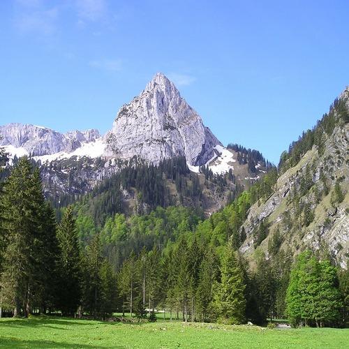 Geiselstein Ammergauer Alpen