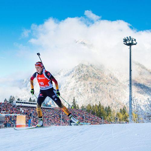 Chiemgau Arena Biathlon