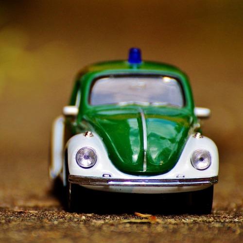 Quiz Polizeiauto