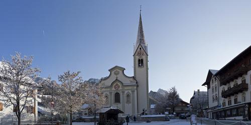 Sankt Vigil in Enneberg