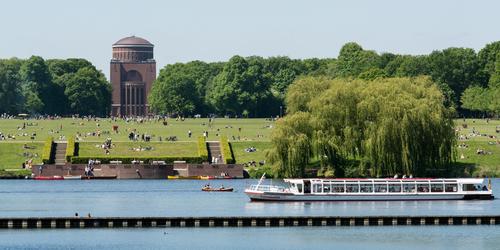 Stadtpark Hamburg Gastfreund