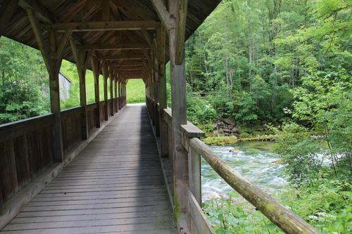 Brücke über die Vils