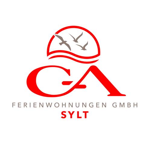 C-A Ferienwohnung GmbH Sylt / Logo Appartements