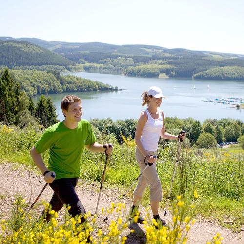 WaldZeitAktiv Nordic Walking