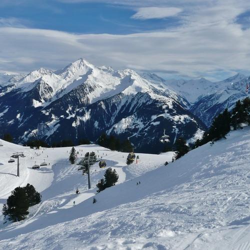 Skigebiet Penken