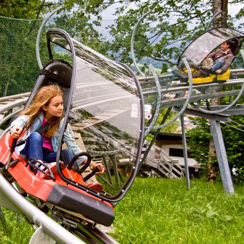 Alpine Coaster Wurbauerkogel