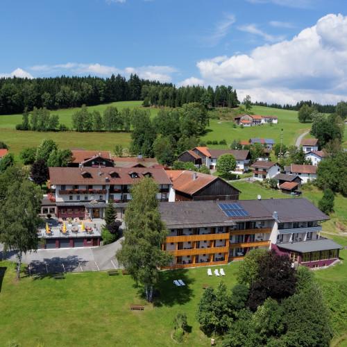 Hochbild Hotel Sommer