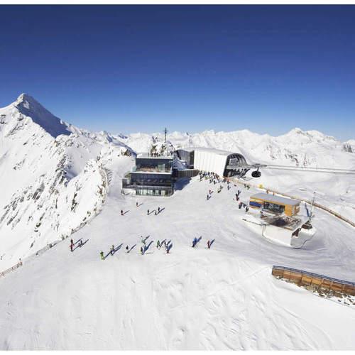 Sölden Skigebiet Gaislachkogl