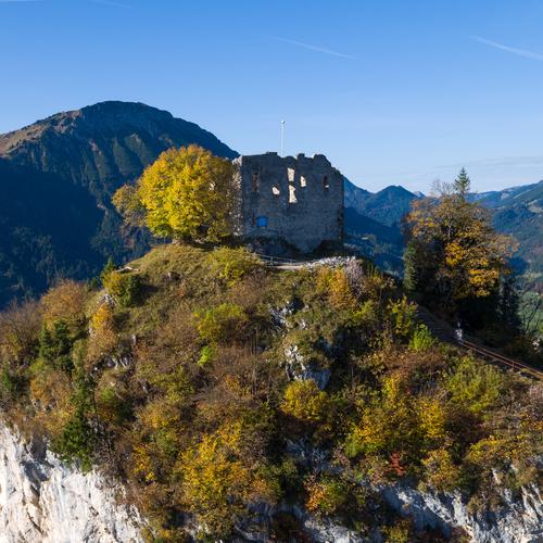Burgruine_Pfronten Tourismus, Deutschland abgelichtet.JPG
