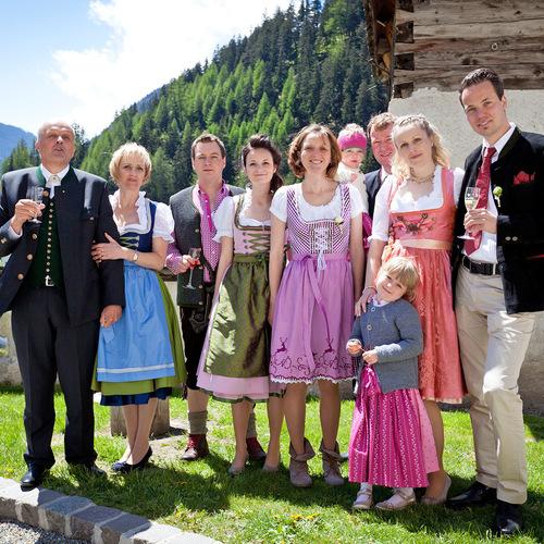 Familie Karl Ploner