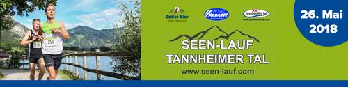 Seen-Lauf Tannheimer Tal 2018