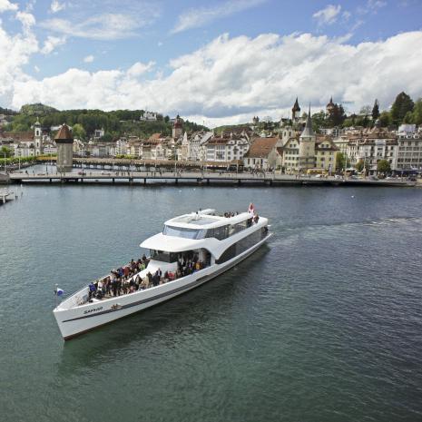 Schifffahrt Vierwaldstättersee Luzern