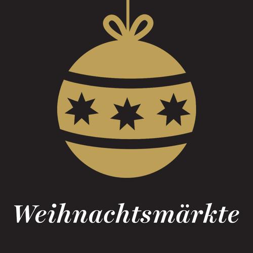 Weihnachtsmärkte in den Gastfreund-Regionen