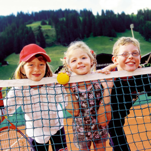 Kindertennis in Tux-Lanersbach