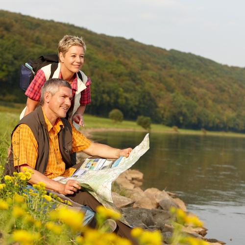 Weser bei Bodenwerder