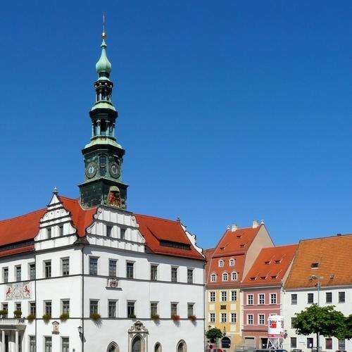 Markt in Pirna